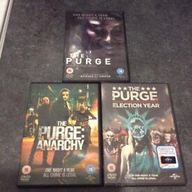 Purge Trilogy