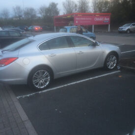 For sale Vauxhall insignia 2010 2.0 CDTI 130 BHP