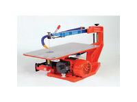Brand New Hegner Multicut 2S Scrollsaw Variable Speed 230V 100w HM-2SV