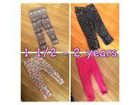1-2 girls bundle clothes