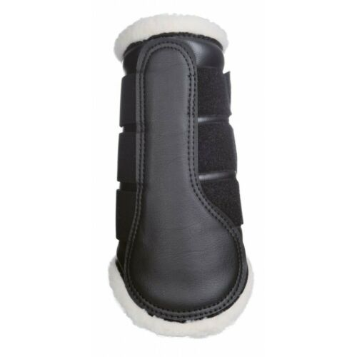 HKM Comfort Protection Splint Boots with Fleece - various colors