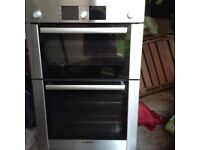 Bosch double oven