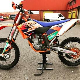 2010 KTM SXF250 Musquin Limited Edition
