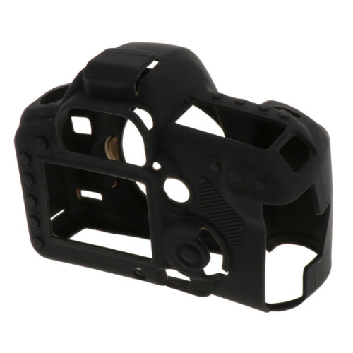 Protective Silicone Camera Case Cover Skin for Canon EOS 5D