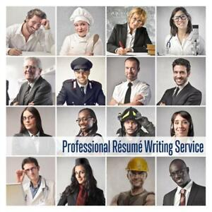 Professional Résumé Writing Service by a HR Professional