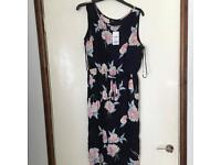Brand new with tags summer floral dress Size 12