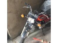 Yamaha Rx's 125 cc