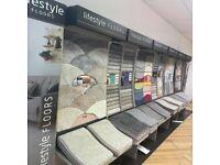 Carpet, Laminate, Vinyls and Real Wood Flooring
