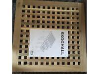 IKEA SKOGHALL 3 nest table set, unused
