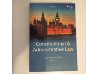 Law Textbooks Bundle - New & Unused Condition
