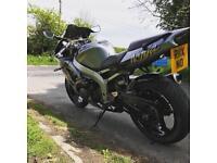Kawasaki ninja zx6r g2 rare bike swap or px