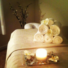 Full body relaxing massage by Sylvia in Haringey