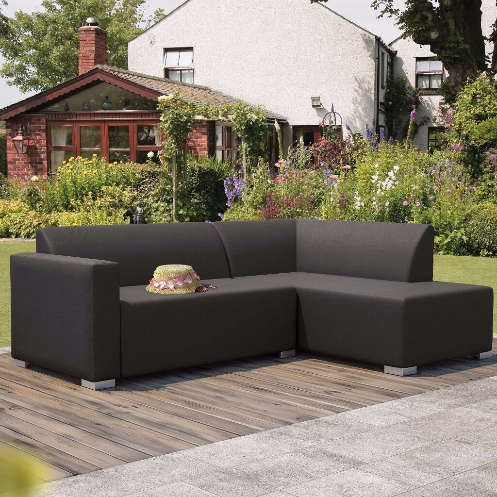 cosi boutique garden furniture torino trendy corner sofa couch outdoor seating