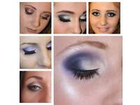 Level 3 qualified professional mobile makeup artist in leeds