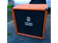 Orange OBC 410 4x10 Bass Cabinet Cab 600W