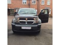 Dodge Nitro 2007 - Used Condition