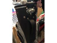 Slazenger golf clubs used