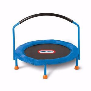 New, Little Tikes 3-Foot Trampoline - 630354M *Two Available* (Pick-up Only) - DI5