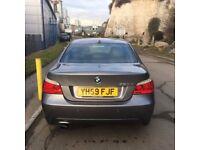 BMW 5 Series Saloon (2006 - 2010) E60 Facelift 2.0 520d M Sport 4dr. Excellent condition and spec