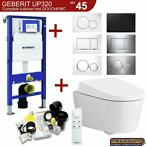 UP320 Toiletset 45 Geberit Aquaclean Sela Douchewc Met Dr...