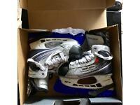 Kids Bauer Ice hockey Boots. EUR 31 U.K. 12.5