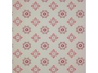 Jane Churchill Fabric 'Ballos' Embroidery Detail (1m 70cm) RRP £86 P/M BATTERSEA COLLECTION