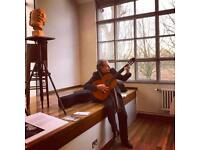 Flamenco Guitar Lessons by TITO HEREDIA