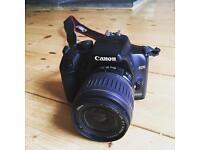 DSLR Camera - Cannon 1000D