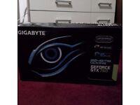 GIGABYTE Geforce GTX 760 2GB Windforce graphics card