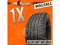 1x New 255/55R18 Technic Tyre 255 55 18 Fitting is Available x1 Tyres 255/55/18