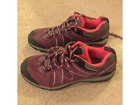 Salomon walking shoes - Woman
