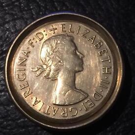 Miss struck 3D coin