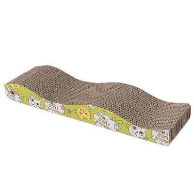 Catit Cat Scratching Corrugated board Scratcher Post Pole Bed Pad Catnip toy