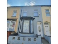 Newly refurbished four bedroom house to rent in L6