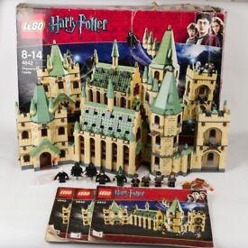 Lego 4842 Hogwarts Castle (4th edition)