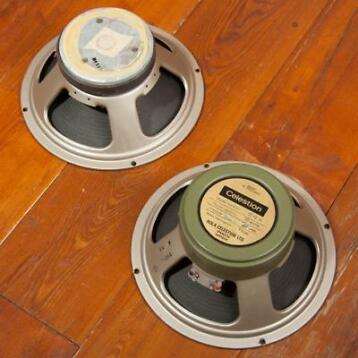 Celestion Greenbacks T1217 SET