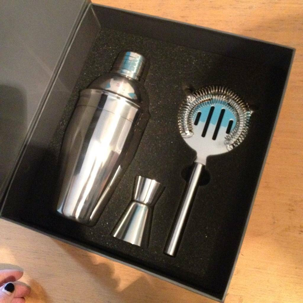 Cocktail gift set