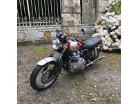 Triumph Bonneville T100 2003 Carburetor