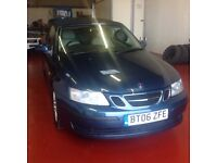 Saab linear convertible 2.0 litre petrol turbo for sale