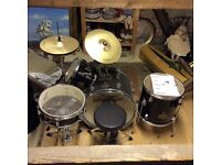 drum set for sale used once
