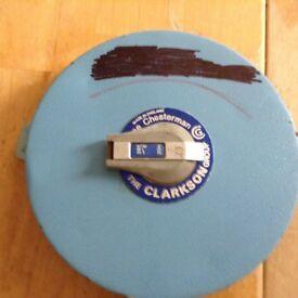 RavineChesterman Fibron Measuring Tape