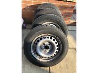 """VW T51 16"""" Wheels"""