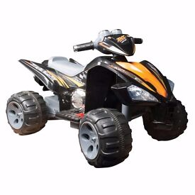 *NEW* ELECTRIC Ride-on Quad Bike Childrens KIDS Toy + CHARGER