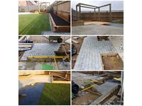 """JB HANDYMAN 4U"" - Paving, Decking, Fencing, Turfing. Artificial grass. Gardening. Carpentry."