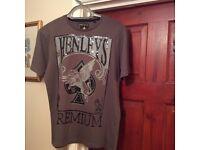 HENLEY's Men's T Shirt - Size 2