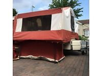 trailer tent pennine 5 berth