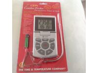 Meat thermometer - packaged, as new