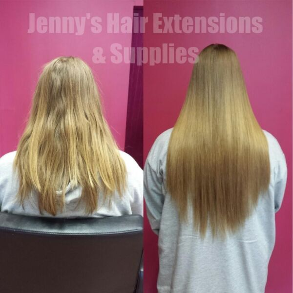 Jenny39s Hair Extensions Installation From 199 Hairdressing