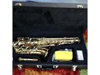 Bentley child's saxophone