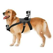 Dog Harness Back Mount for GoPro Hero 4/3+/3/2/1 SJCAM SJ5000+ SJ4000 Pet Strap